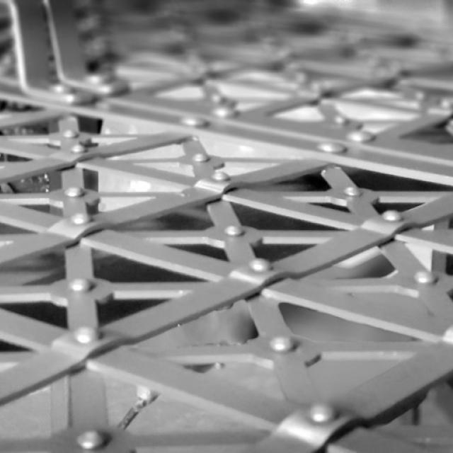 Industrial design furniture mesh